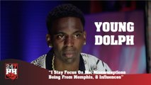 Young Dolph - I Stay Focus On Me, Misconceptions Being From Memphis, & Influences (247HH Exclusive) (247HH Exclusive)