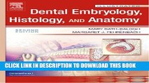 [PDF] Illustrated Dental Embryology, Histology, and Anatomy, 2e (Illustrated Colour Text) Full