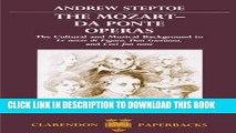 [PDF] The Mozart-Da Ponte Operas: The Cultural and Musical Background to Le nozze di Figaro, Don