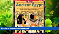 FAVORITE BOOK  Read-Aloud Plays: Ancient Egypt: 5 Short Plays for the Classroom With Background