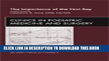 [PDF] The Importance of the First Ray, An Issue of Clinics in Podiatric Medicine and Surgery, 1e