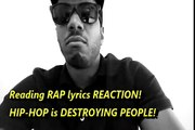 Is HIP HOP Dangerous READING Hip Hop Lyrics - Wacka Flaka, Future, 21 Savage, Lil Wayne