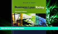 read here  Business Law Today, Standard Edition (Available Titles CengageNOW)