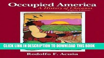 [PDF] Occupied America: A History of Chicanos (8th Edition) Full Colection