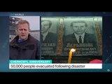 Ukraine marks 30th anniversary of Chernobyl disaster, Nick Davies Jones reports