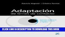 Collection Book Adaptación de lentes de contacto blandos esféricos, blandos tóricos y rígidos