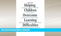 EBOOK ONLINE  Helping Children Overcome Learning Difficulties  BOOK ONLINE
