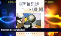 Big Deals  How to Study in College  Best Seller Books Best Seller