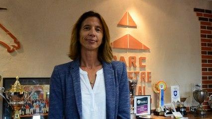 Sophie Dubourg, directrice technique nationale de la la FFE