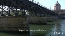 Nuit blanche 2016 : Oliver Beer ou la symphonie de la Seine au Pont des Arts