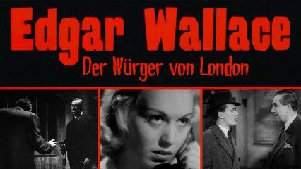 Edgar Wallace - Der Würger von London (1939) [Krimi]   Film (deutsch)