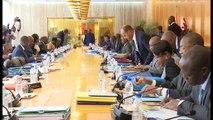 Conseil des Ministres: L'avant-projet de loi portant constitution de la République adoptén