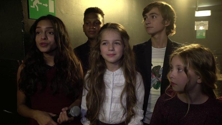 Kids United, Les 10 commandements...participent à la soirée Les Voix pour l'Espoir - 5ème édition