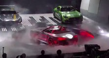 Mercedes-AMG GT C Roadster en el Salón de París