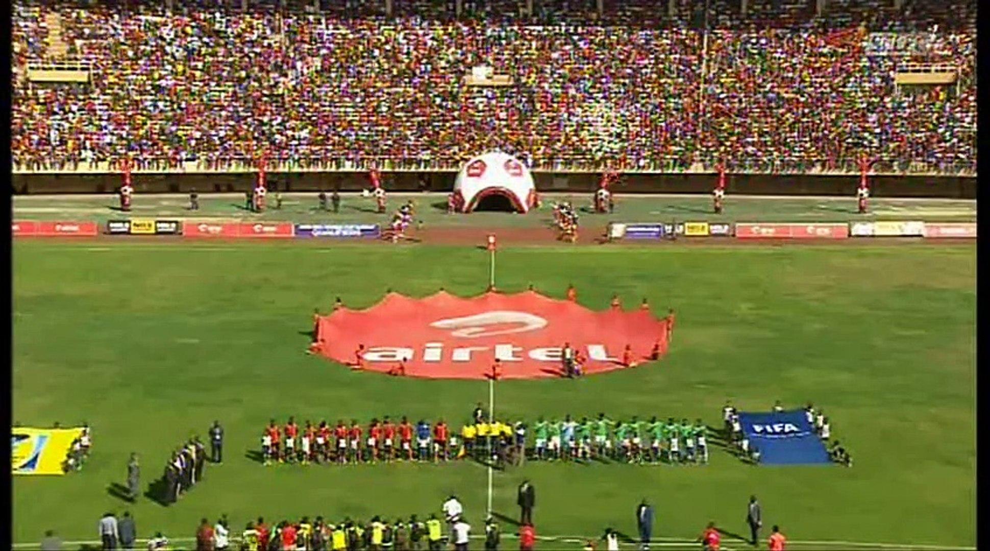 Uganda - Togo 1st
