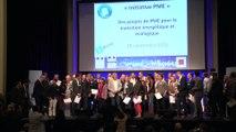 """Investissements d'avenir : remise des prix """"Initiatives PME"""""""