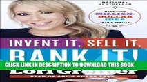 [PDF] Invent It, Sell It, Bank It!: Make Your Million-Dollar Idea into a Reality Full Online