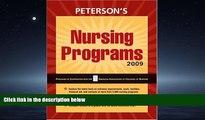 Online eBook Nursing Programs - 2009 (Peterson s Nursing Programs)