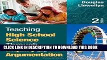 [PDF] Teaching High School Science Through Inquiry and Argumentation Popular Online