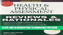 [PDF] Pearson Nursing Reviews   Rationales: Health   Physical Assessment (Reviews and Rationales)