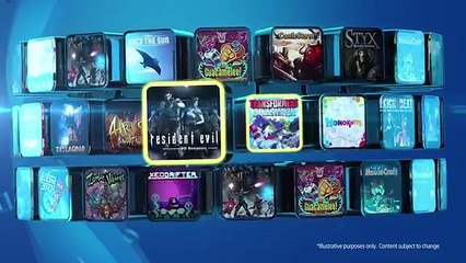 PlayStation Plus Your PS4 Monthly Games for October 2016