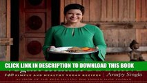 [PDF] Vegan Indian Cooking: 140 Simple and Healthy Vegan Recipes Popular Colection