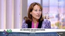 Ségolène Royal et ses phrases qui ne veulent rien dire - ZAPPING ACTU DU 29/09/2016