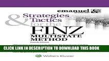 [PDF] Strategies   Tactics for the FINZ Multistate Method (Emmanuel Bar Review) (Emanuel Bar