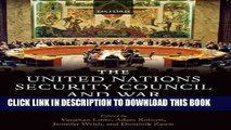 [PDF] The United Nations Security Council and War: The Evolution of Thought and Practice since