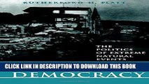 [PDF] Disasters and Democracy: The Politics Of Extreme Natural Events Popular Colection