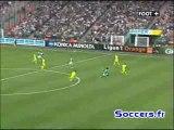 Gomis 1-0  ASSE – Valenciennes (2eme Journee)