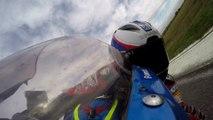 Découverte des journées de roulage au circuit de course de Chambley