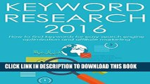 [PDF] KEYWORD RESEARCH  (Affiliate SEO Research): How to find keywords for easy search engine