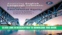 Collection Book Assessing English Language Learners: Bridges to Educational Equity: Connecting