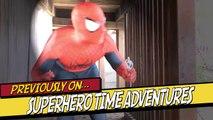 Spiderman Vs Spidergirl - Superhero Battle! w_ Hulk and Joker Superhero