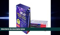 complete  Kaplan MCAT Review Complete 5-Book Subject Review (Kaplan Test Prep)