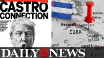 Donald Trump Conducted Illegal Business In Communist Cuba