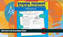 Big Deals  Inference (Reading Passages That Build Comprehension)  Best Seller Books Most Wanted