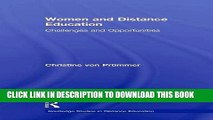 Collection Book Women and Distance Education: Challenges and Opportunities