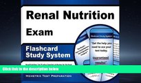 Popular Book Renal Nutrition Exam Flashcard Study System: Renal Nutrition Test Practice