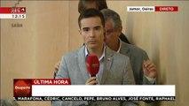 SIC Notícias - A estranha dança de Fernando Santos em direto na SIC Notícias