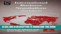 [PDF] International Business Negotiations, 2nd.Edition (International Business   Management) Full
