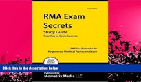 complete  RMA Exam Secrets Study Guide: RMA Test Review for the Registered Medical Assistant Exam