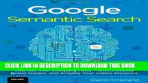 [PDF] Google Semantic Search: Search Engine Optimization (SEO) Techniques That Get Your Company