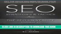 [PDF] SEO Strategies   Tactics: Understanding Ranking Strategies for Search Engine Optimization