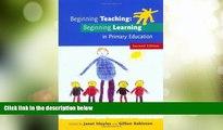 Big Deals  Beginning Teaching: Beginning Learning  Best Seller Books Most Wanted