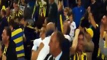 Fenerbahçe vs Feyenoord 1-0 Gol Emmanuel Emenike (2016-17 Avrupa Ligi)