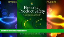 Must Have PDF  Electrical Product Safety: A Step-by-Step Guide to LVD Self Assessment: A