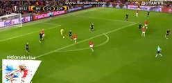 1-0 Zlatan Ibrahimović Great Goal HD - Manchester United F.C. vs FC Zorya Luhansk - UEFA Europa League - 29/09/2016 HD