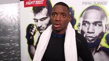 Will Brooks not waiting around to hear what's next in dog-eat-dog world